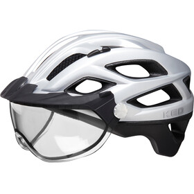 KED Covis Lite Helmet silver black matt